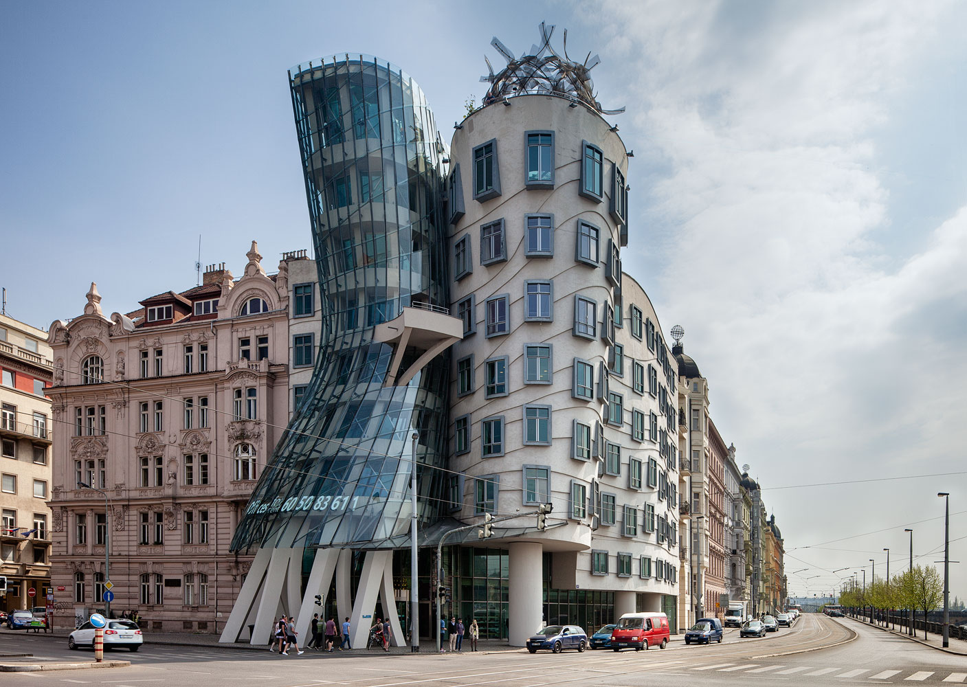 Dancing House Frank Gehry Home Design